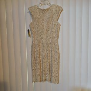 🆕GIANNI BINI GORGEOUS LACY DRESS-IS BRAND NEW